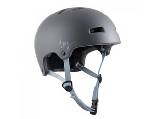 "TSG ""Ivy Women Solid Color"" Helm - Satin Smoked Pearl"