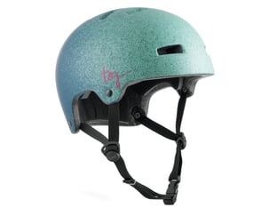 "TSG ""Ivy Women Solid Color"" Helmet - Sea Sprinkles"