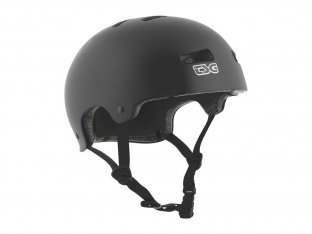 "TSG ""Kraken Solid Colors"" Helm - Satin Black"