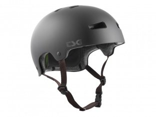 "TSG ""Kraken Solid Colors II"" Helm - Satin Black"