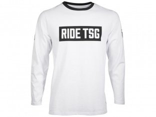 "TSG ""MJ1"" 3/4 Longsleeve - White/Black"