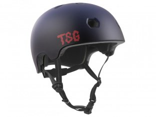 "TSG ""Meta Graphic Design"" Helmet - Fade Of Grape"