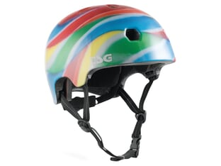 "TSG ""Meta Graphic Design"" Helm - Lollipop"