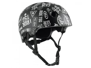 "TSG ""Meta Graphic Design"" Helm - Sticky"