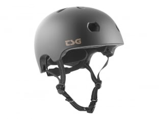 "TSG ""Meta Solid Colors"" Helmet - Satin Black"