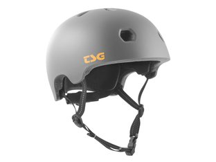 "TSG ""Meta Solid Colors"" Helm - Satin Coal"