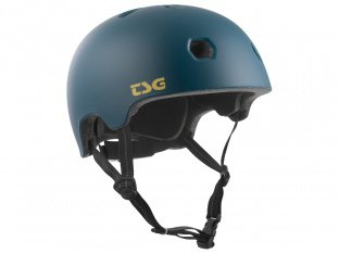 "TSG ""Meta Solid Colors"" Helm - Satin Jungle"