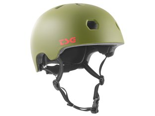 "TSG ""Meta Solid Colors"" Helm - Satin Olive"