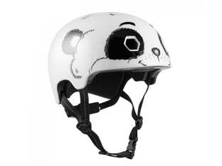 "TSG ""Meta Graphic Design"" Helm - Panda"