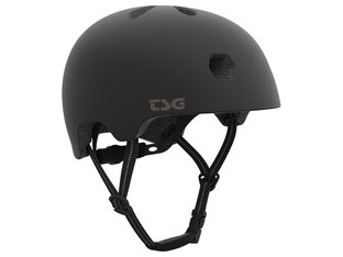 "TSG ""Meta Youth Solid Color"" Helmet - Satin Black"