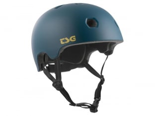 "TSG ""Meta Youth Solid Color"" Helm - Satin Jungle"