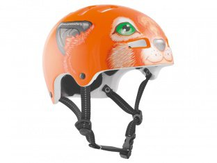 "TSG ""Nipper Graphic Design Mini Kids"" Helm - Zorro"