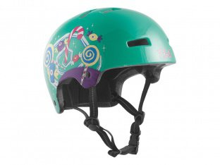 "TSG ""Nipper Maxi Graphic Design"" Helm - Fable"