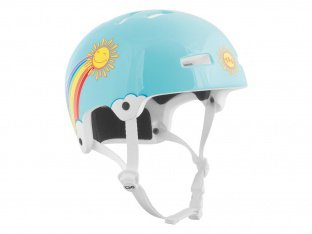 "TSG ""Nipper Maxi Graphic Design"" Helm - Rainbow"