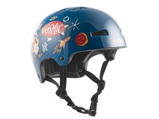 "TSG ""Nipper Maxi Graphic Design"" Helm - Turbo Cosmic"
