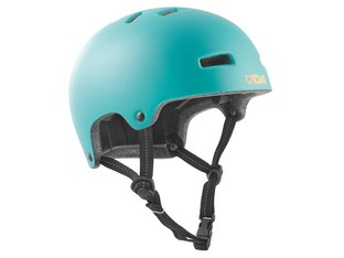 "TSG ""Nipper Maxi Solid Color"" Helm - Satin Cauma Green"