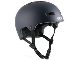 "TSG ""Nipper Maxi Solid Color"" Helmet - Satin Paynes Grey"