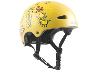 "TSG ""Nipper Mini Graphic Design"" Helm - Friendly Freaks"