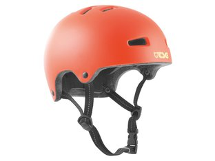 "TSG ""Nipper Mini Solid Color"" Helmet - Satin Lychee"