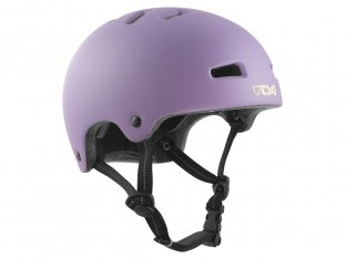 "TSG ""Nipper Solid Colors Mini Kids"" Helmet - Satin Mauve"