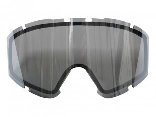 "TSG ""Presto"" Replacement Goggle Lens - Smoked Chrome"