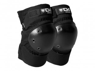 "TSG ""Professional"" Knee Pads - Black"