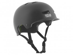 "TSG ""Recon Solid Colors"" Helmet - Satin Black"