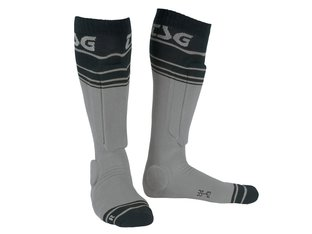 "TSG ""Riot"" Socks - Grey-Striped"
