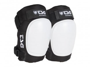 "TSG ""Roller Derby 3.0"" Knee Pads - Black/White"