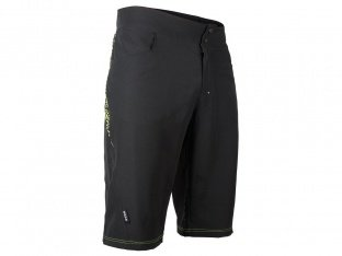 "TSG ""SP2 Bike"" Shorts - Black/Yellow"