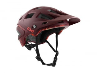 "TSG ""Scope Graphic Design"" Trail MTB Helmet - Lava"