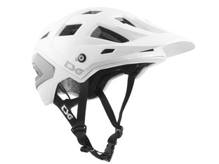"TSG ""Scope MIPS Solid Color"" Trail MTB Helm - Gloss White"