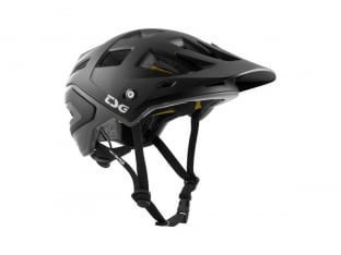 "TSG ""Scope MIPS Solid Color"" Trail MTB Helm - Satin Black"