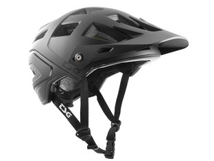 "TSG ""Scope Solid Color"" Trail MTB Helm - Satin Black"