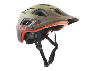 "TSG ""Seek Graphic Design"" Helmet - Block Army Moss"