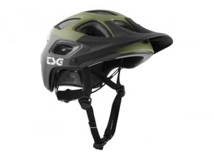 "TSG ""Seek Graphic Design"" Helm - Block Marsh-Olive"