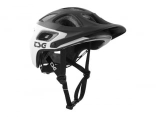 "TSG ""Seek Graphic Design"" Helm - Block White-Black"