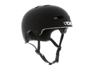 "TSG ""Skate/BMX Solid Colors"" Helmet - Flat Black"