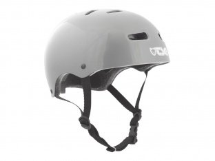 "TSG ""Skate/BMX Solid Colors"" Helmet - Injected Grey"