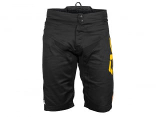"TSG ""Skillz"" Kurze Hose - Black/Yellow"