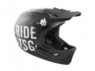 "TSG ""Squad Junior Graphic Design"" Fullface Helm - Chopper"