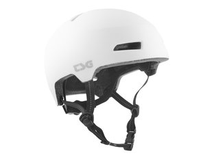 "TSG ""Status Solid Colors"" Helm - Satin White"