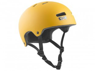 "TSG ""Superlight Solid Colors"" Helm - Satin Mustard"