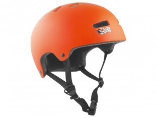 "TSG ""Superlight Solid Colors"" Helm - Satin Orange"