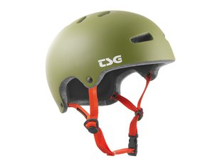 "TSG ""Superlight Solid Colors II"" Helm - Satin Olive"