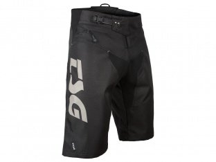 "TSG ""TP2 Bike"" Kurze Hose - Black/Grey"