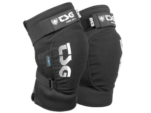 "TSG ""Tahoe Zip A"" Kneepads - Black"