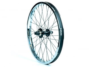 "Tall Order ""Air X Drone Cassette"" Rear Wheel - Chrome/Black"
