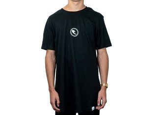 "Tall Order ""Circle Logo"" T-Shirt - Black"