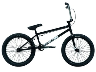 "Tall Order ""Pro"" 2020 BMX Rad - Gloss Black"